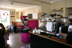 Reykjavik roasters café