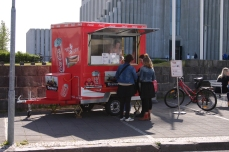 Food wagon