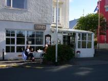 Snaps restaurant