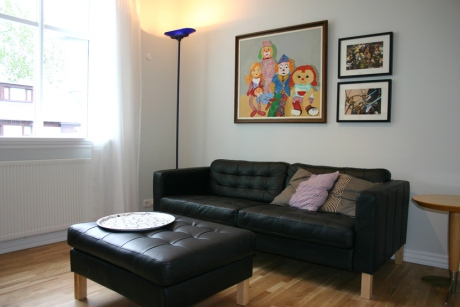 T - one bedroom apartment